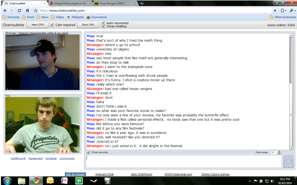 datingsider norge omegle chat