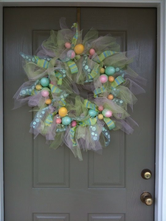 Kristen 39 S Creations More Of Your Beautiful Mesh Wreaths