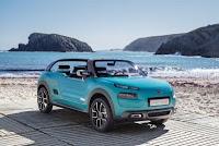 Noul concept car Citroen Cactus M
