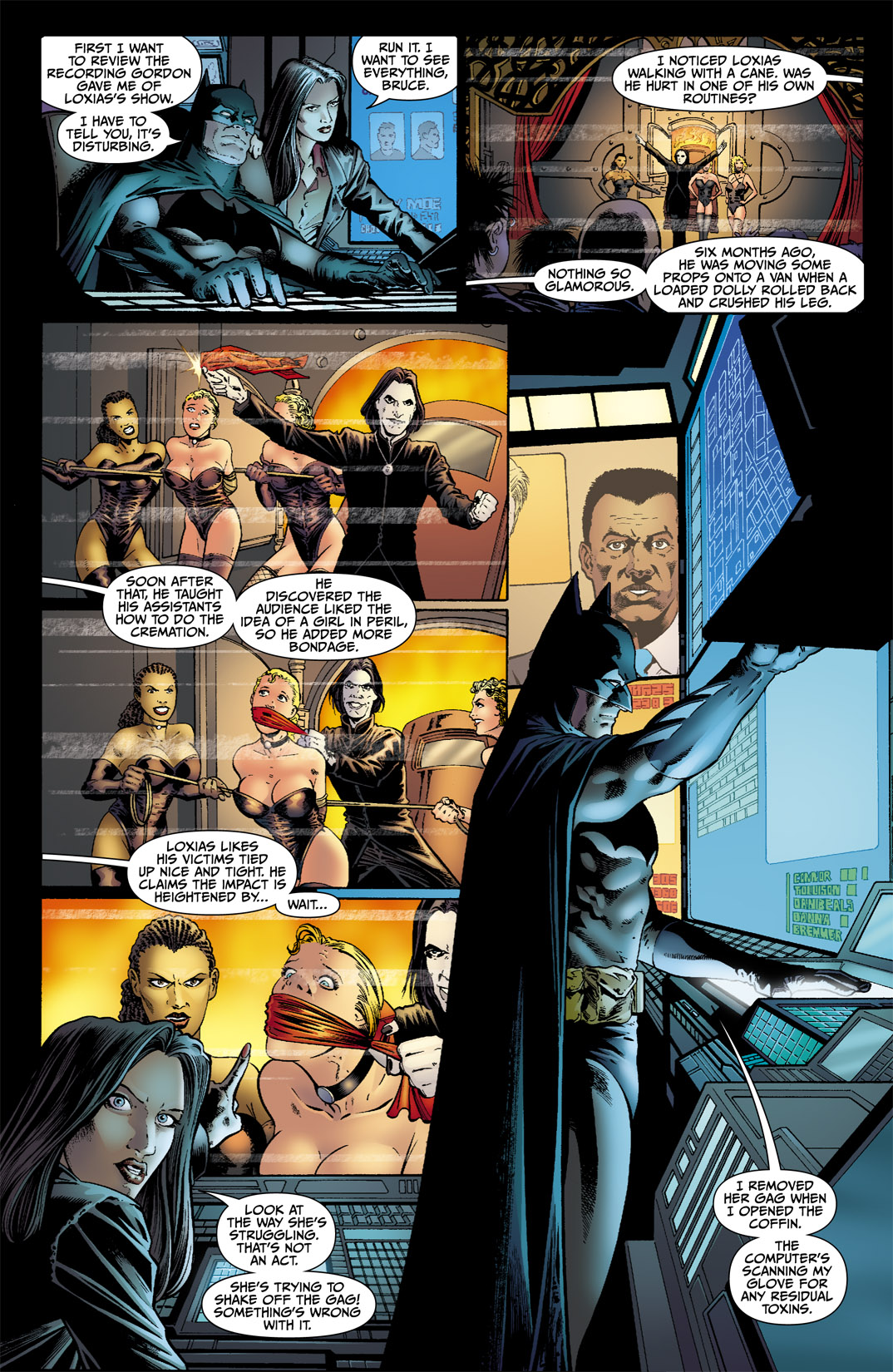 Detective Comics (1937) Issue #833 Page 11