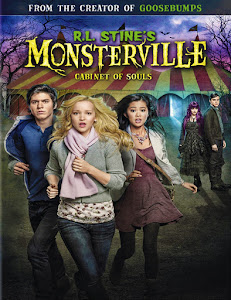 R.L. Stine's Monsterville: The Cabinet of Souls (2015) español Online latino Gratis