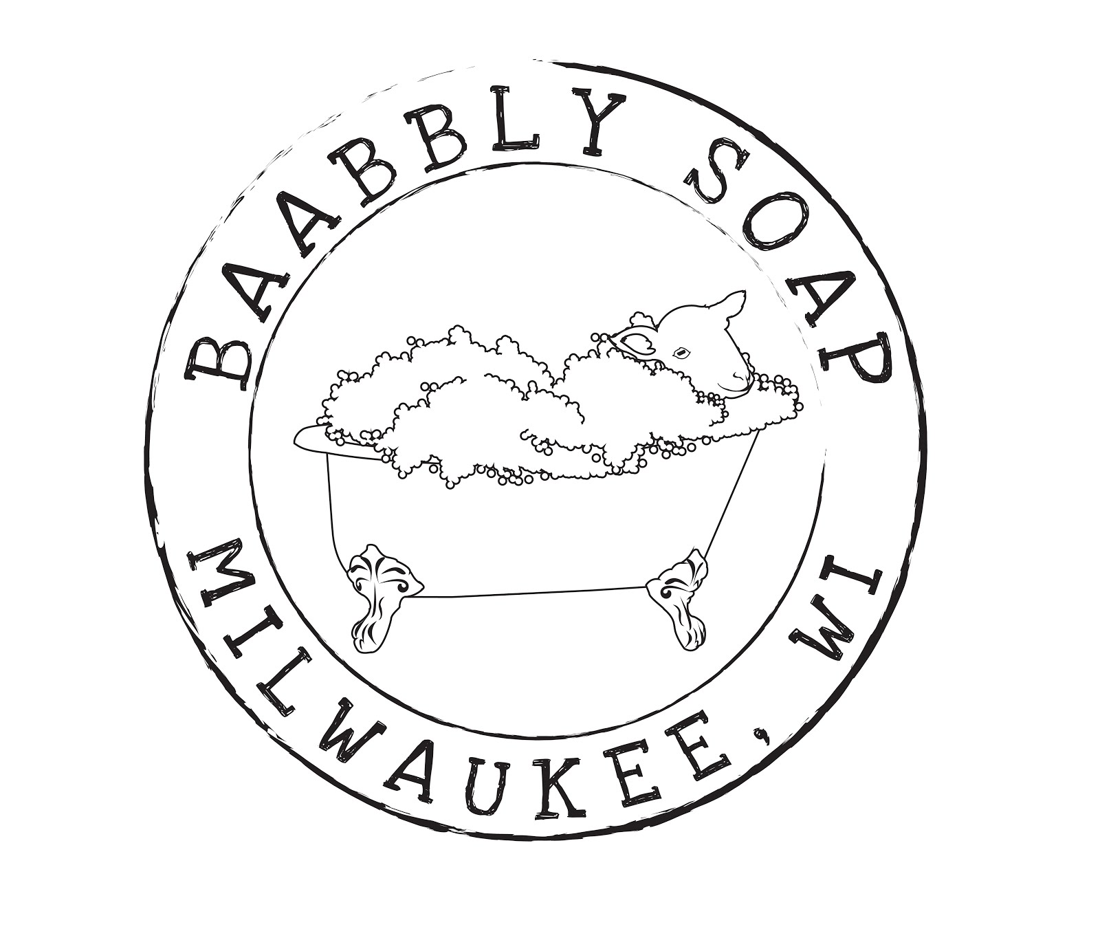 Baabbly Soap Logo