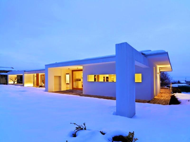 Casa de Espacio Horizontal - Damilano Studio Architects