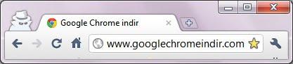 Google Chrome Gizli Gezinti
