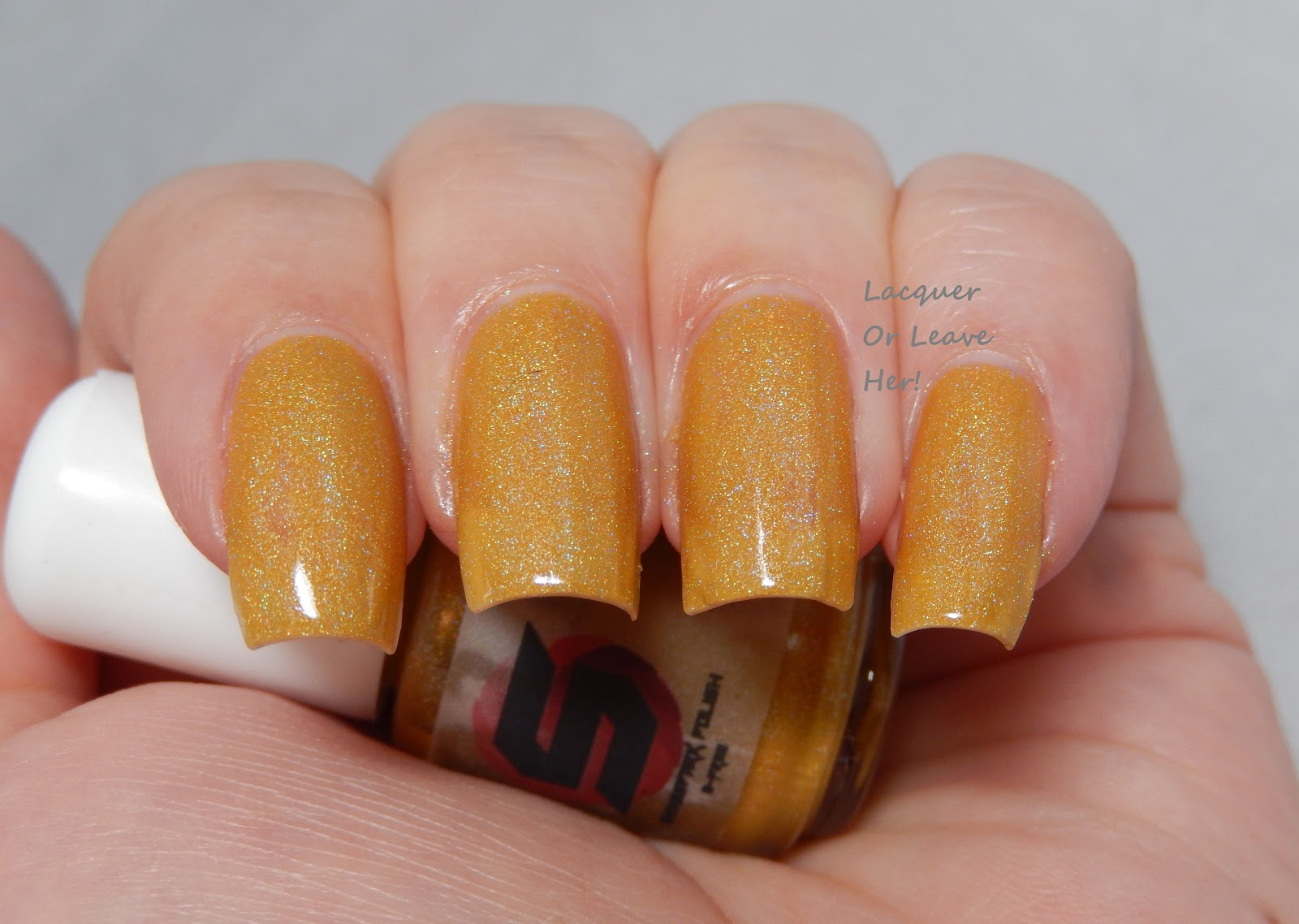 Lacquer or Leave Her!: Review Shinespark Polish Falling Leaves ...