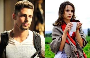 Jorginho e Nina Avenida Brasil