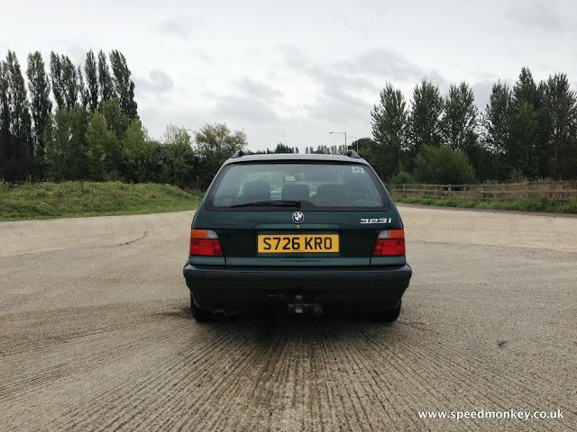 BMW 323i SE Touring