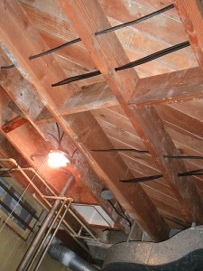 deck builders do you have low ceilings in your virginia basement