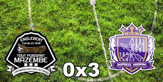 TP Mazembe 0-3 Sanfrecce Hiroshima