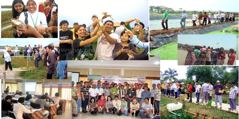 Pelatihan Lengkap Budidaya & Bisnis Ikan Sidat (angkatan ke-27)