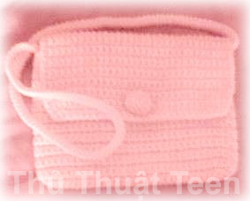 Học cách móc ví bằng len cực đẹp 1
