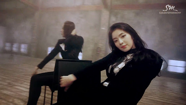 Red Velvet Irene Be Natural