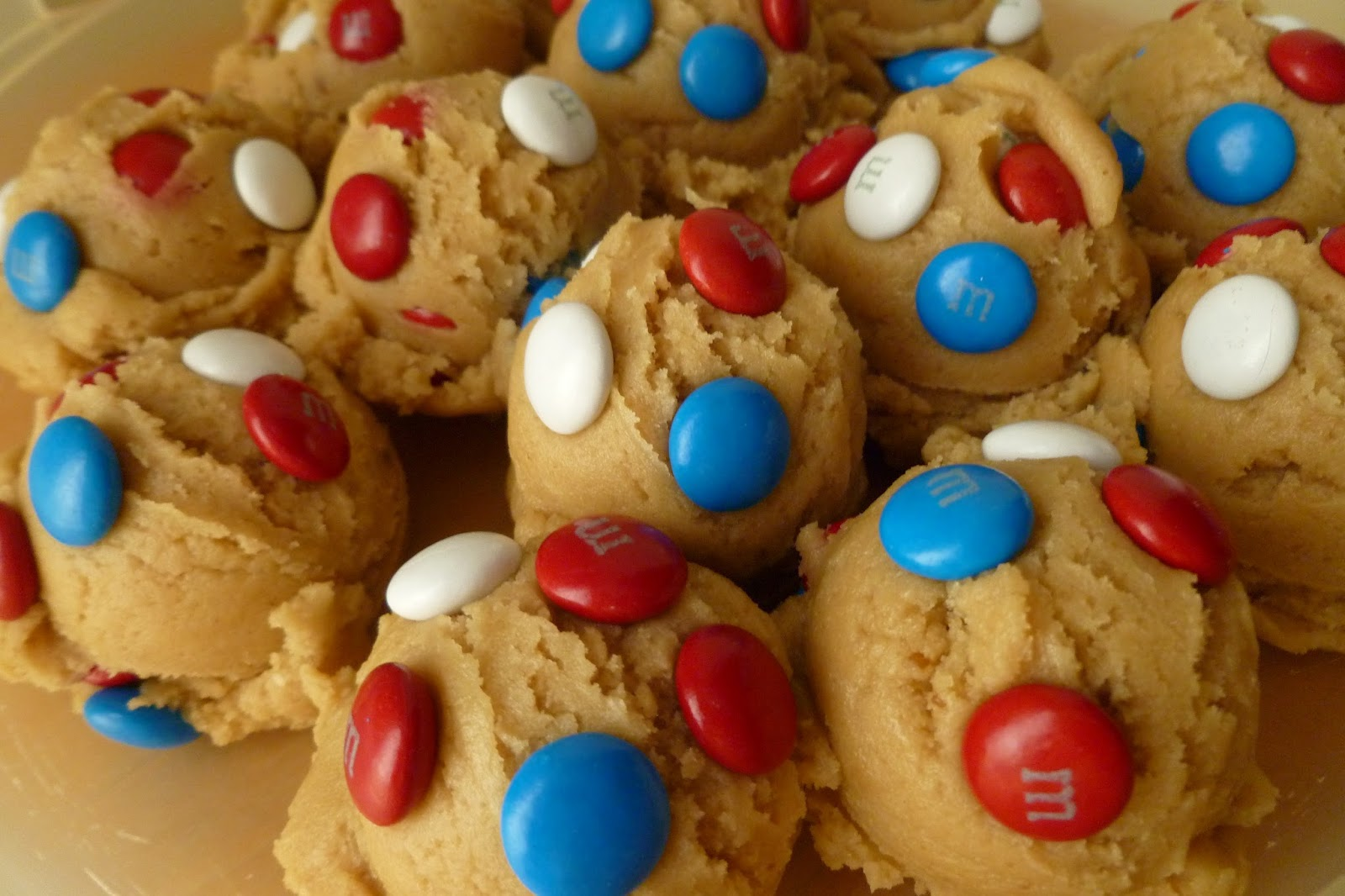The Pastry Chef's Baking: Fireworks Pudding Cookies