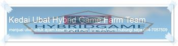 Kedai Ubat Hybrid Game Farm Team