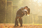 Tus besos son lo único que me hacen ser feliz!