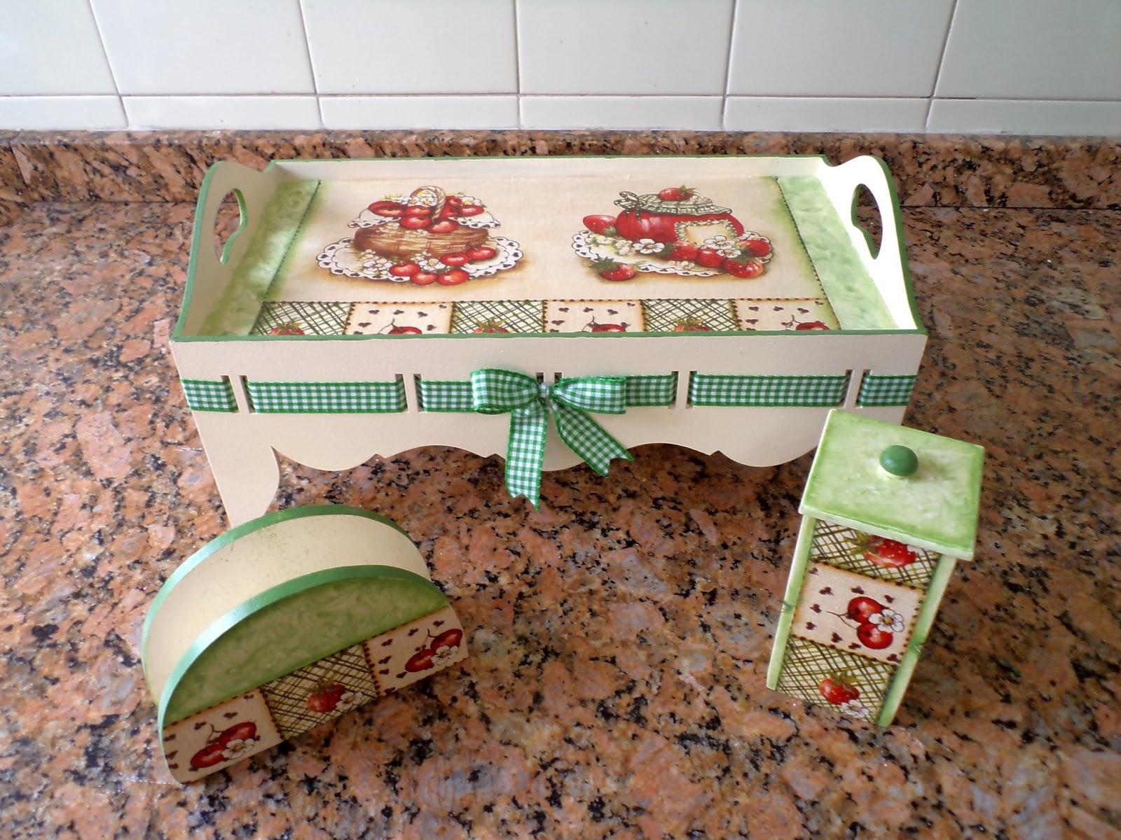 Kit Cozinha  Hobby e Arte by Teresa # Kit Cozinha Pequena