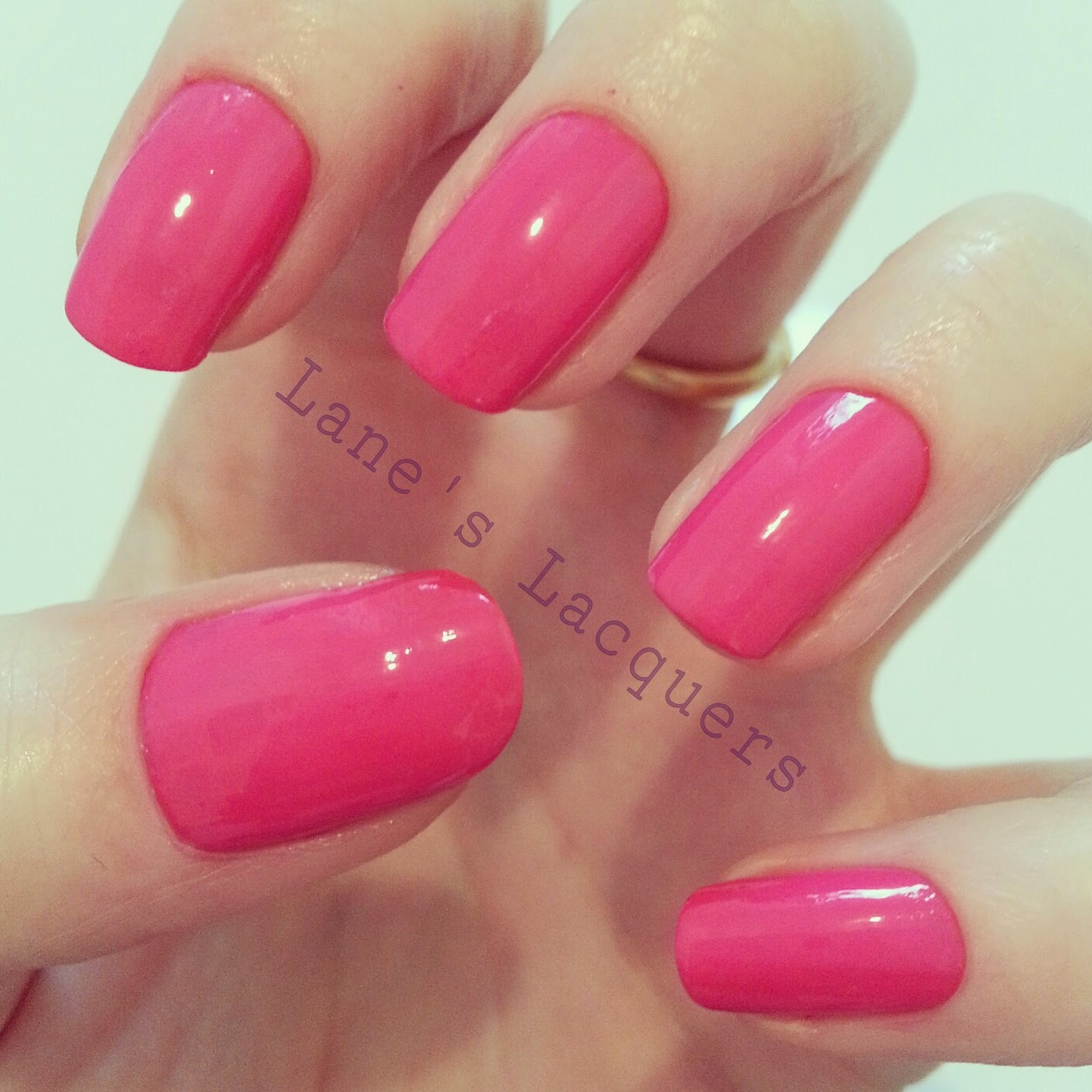 barry-m-summer-gelly-pink-punch-swatch-manicure