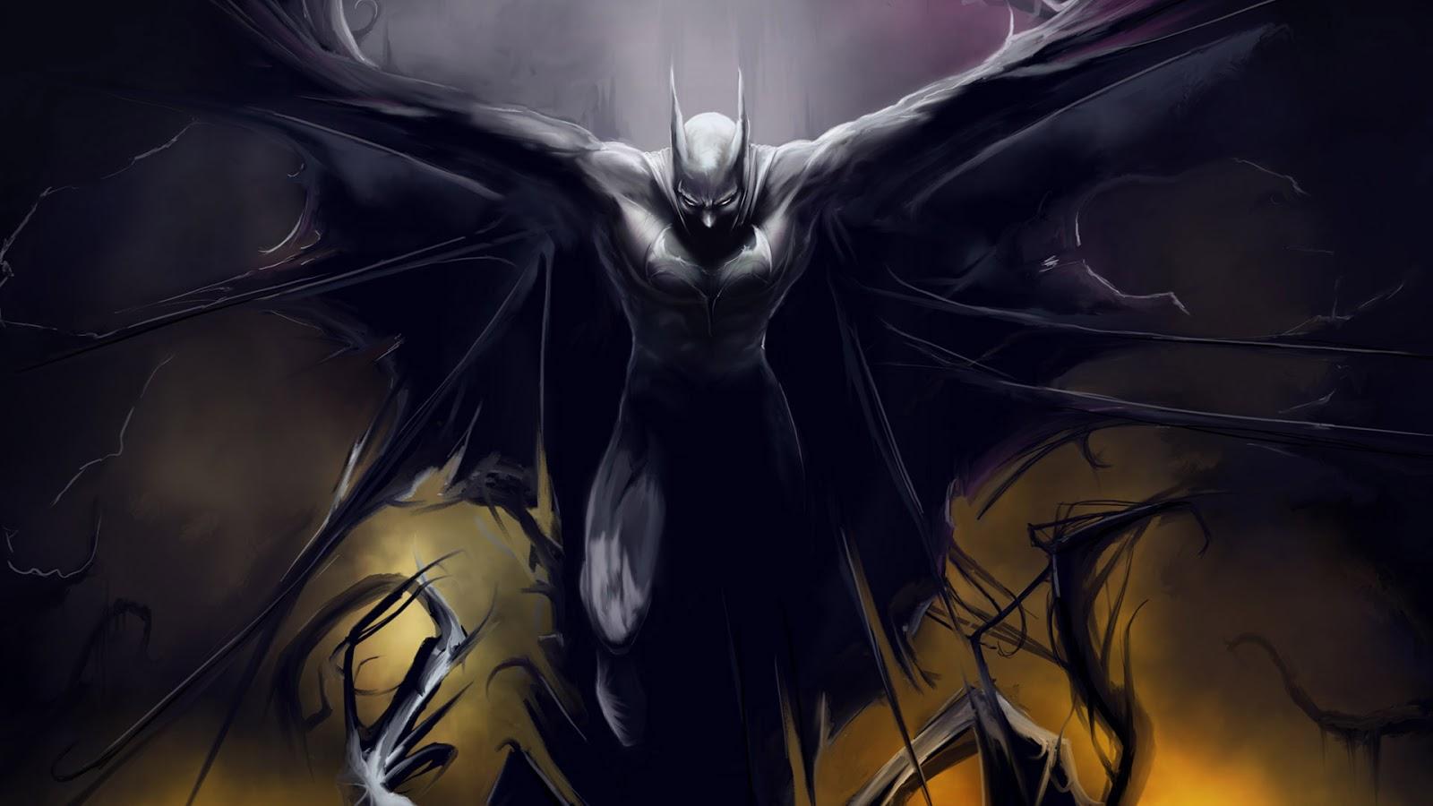 Evil Batman Monster Wallpaper for Desktop | Download ...