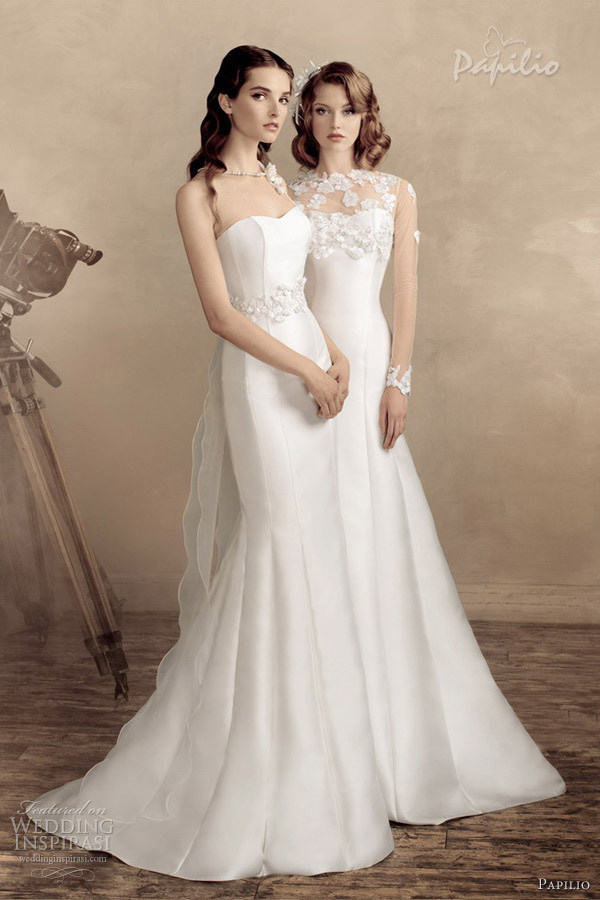 Honey Buy France Papilio 2013 Wedding Dresses