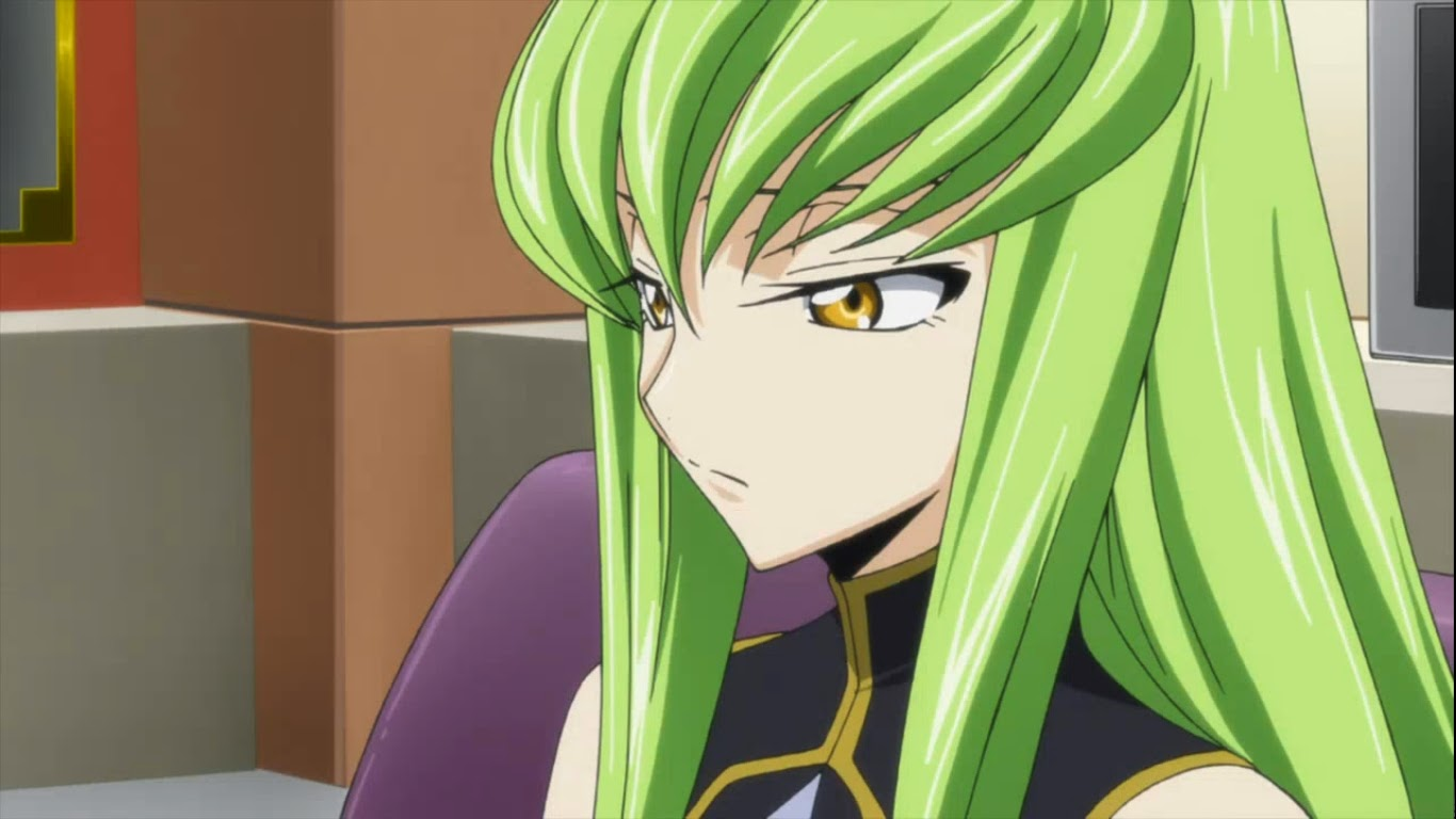 Anime Characters Green : J and productions top green haired anime characters