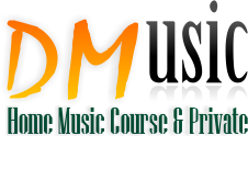 DMusic Home Course Private