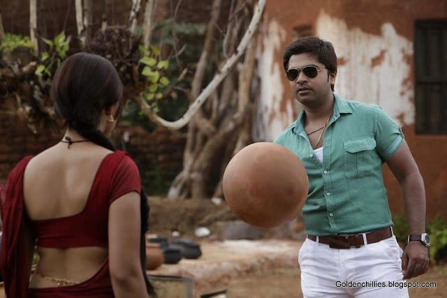 Richa gangopadhyay romance with shimbu