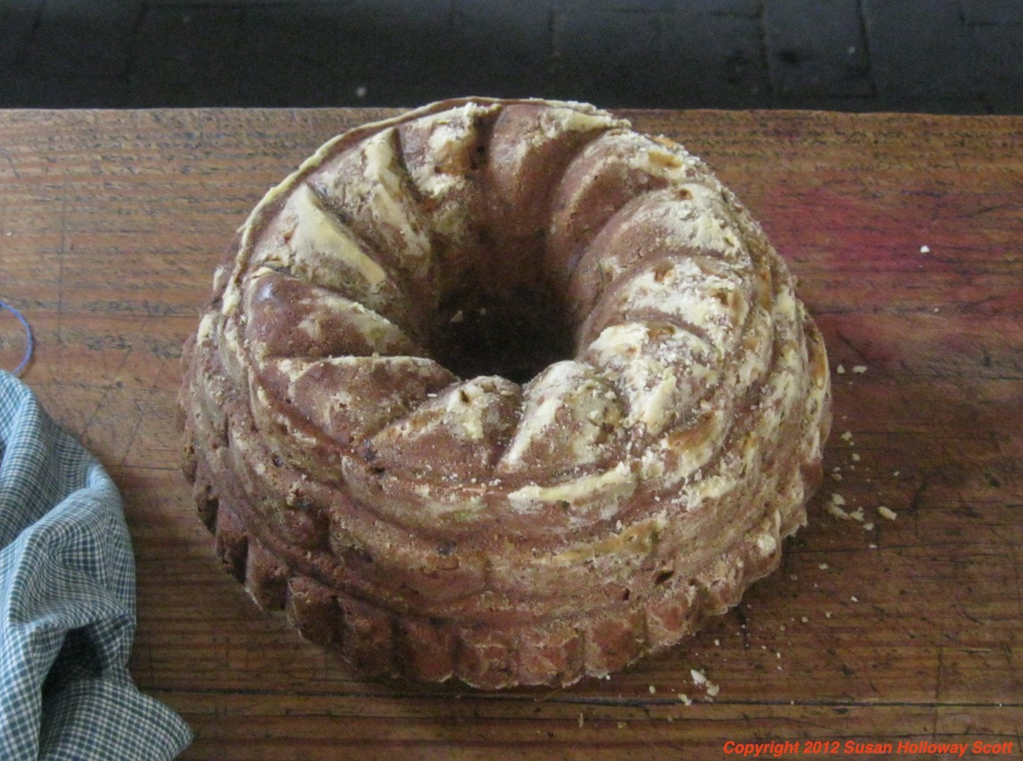Colonial Fruit Cake