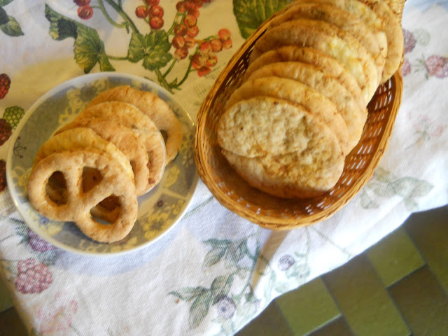 biscotti senza uova con gocce di cioccolato o con zucca