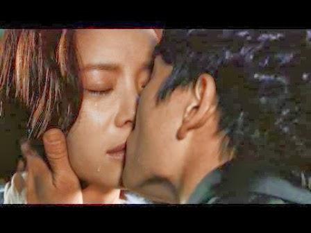 10 Adegan Ciuman Terbaik di Drama Korea 2013
