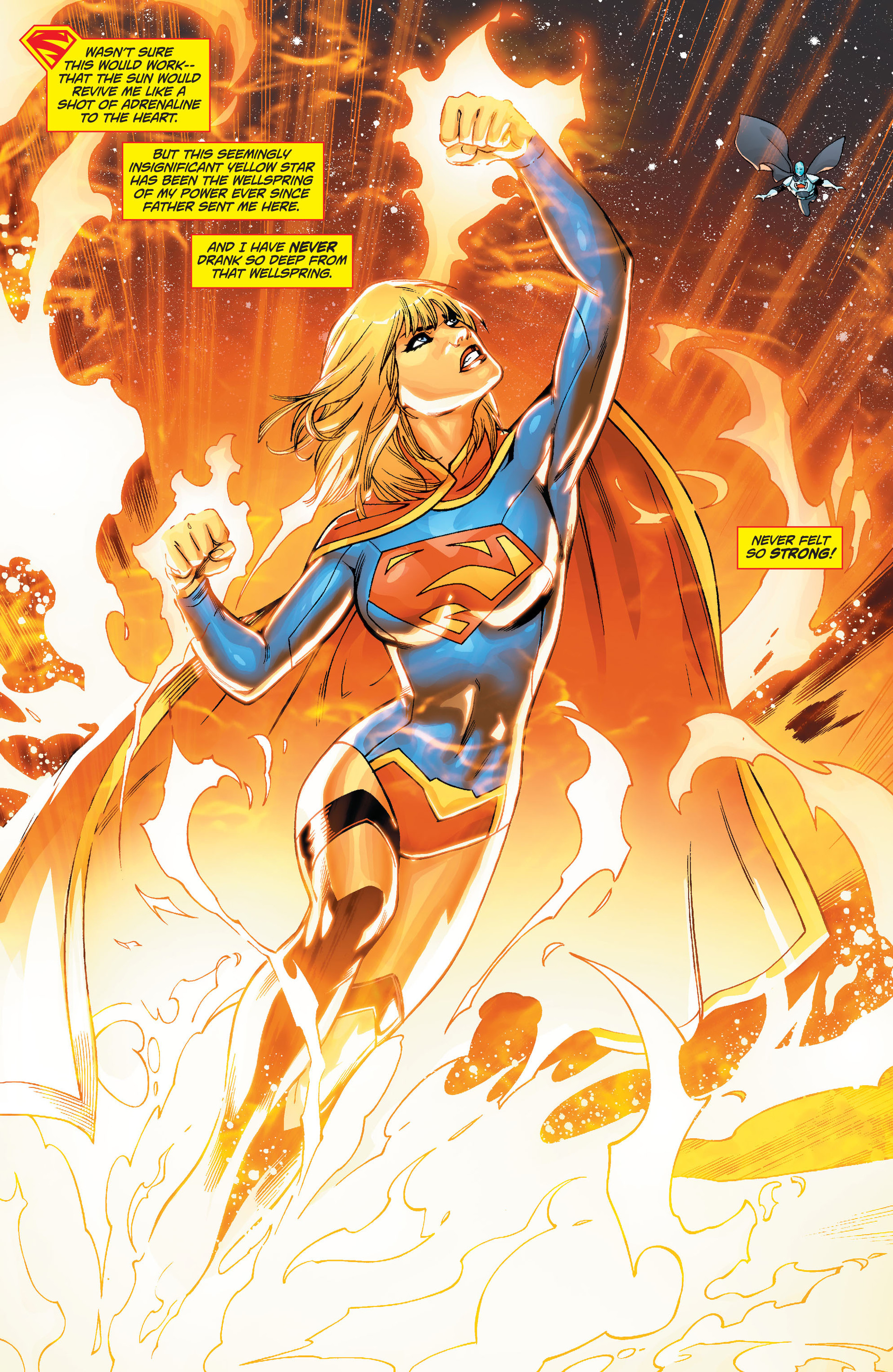 Supergirl (2011) Issue #33 #35 - English 19