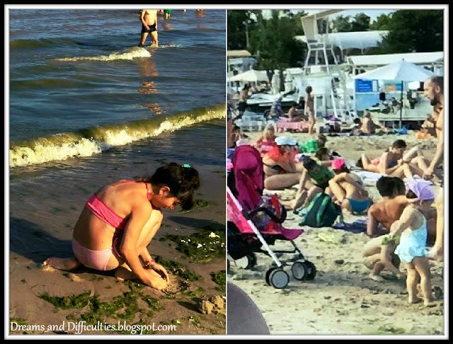 общественные пляжи Одессы