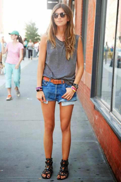 moda feminina, roupas da moda, shorts jeans, camisetas femininas