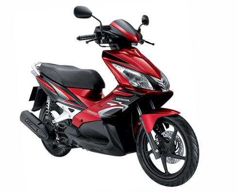 Honda on Honda Air Blade Th  I Lan Honda Air Blade 125cc