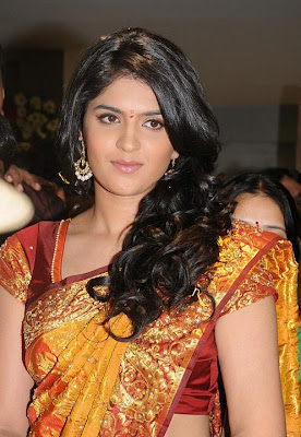 deeksha seth at chandana brothers room latest photos