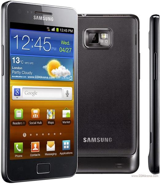 Samsung I9100 Galaxy S II Firmwares