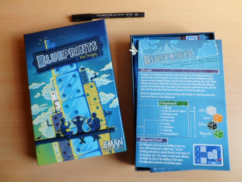 Gry kooperacyjne dla dzieci blueprints unboxing czyli co blueprints w rodku malvernweather Image collections