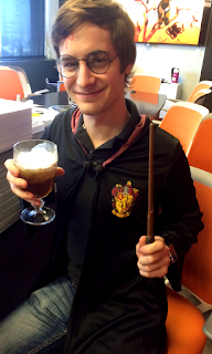 Harry Potter and a Goblet of Butterbeer