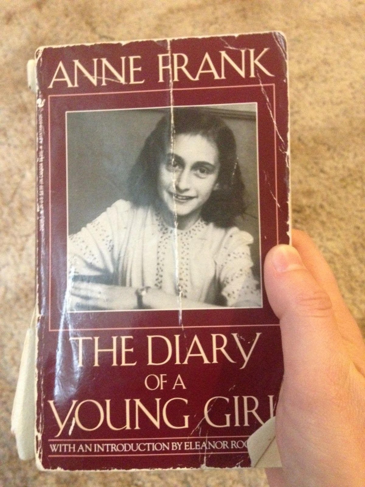 anne frank paper paper and anne frank cnn com