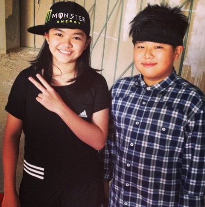 revo dan nicole Keluar di Master Chef Junior Indonesia 15 Juni 2014