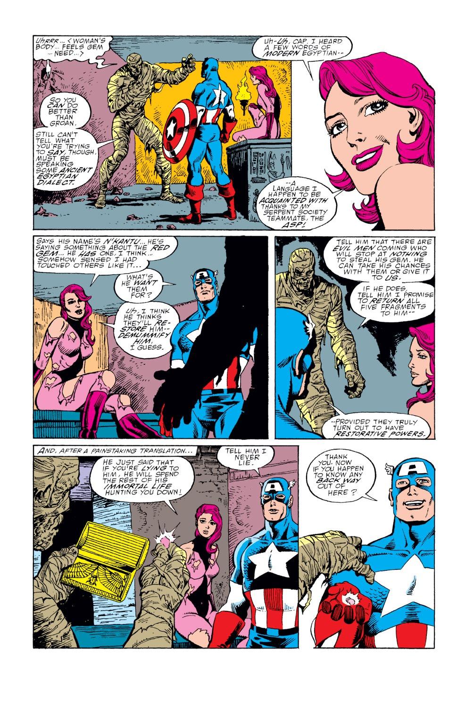 Captain America (1968) Issue #361 #294 - English 14