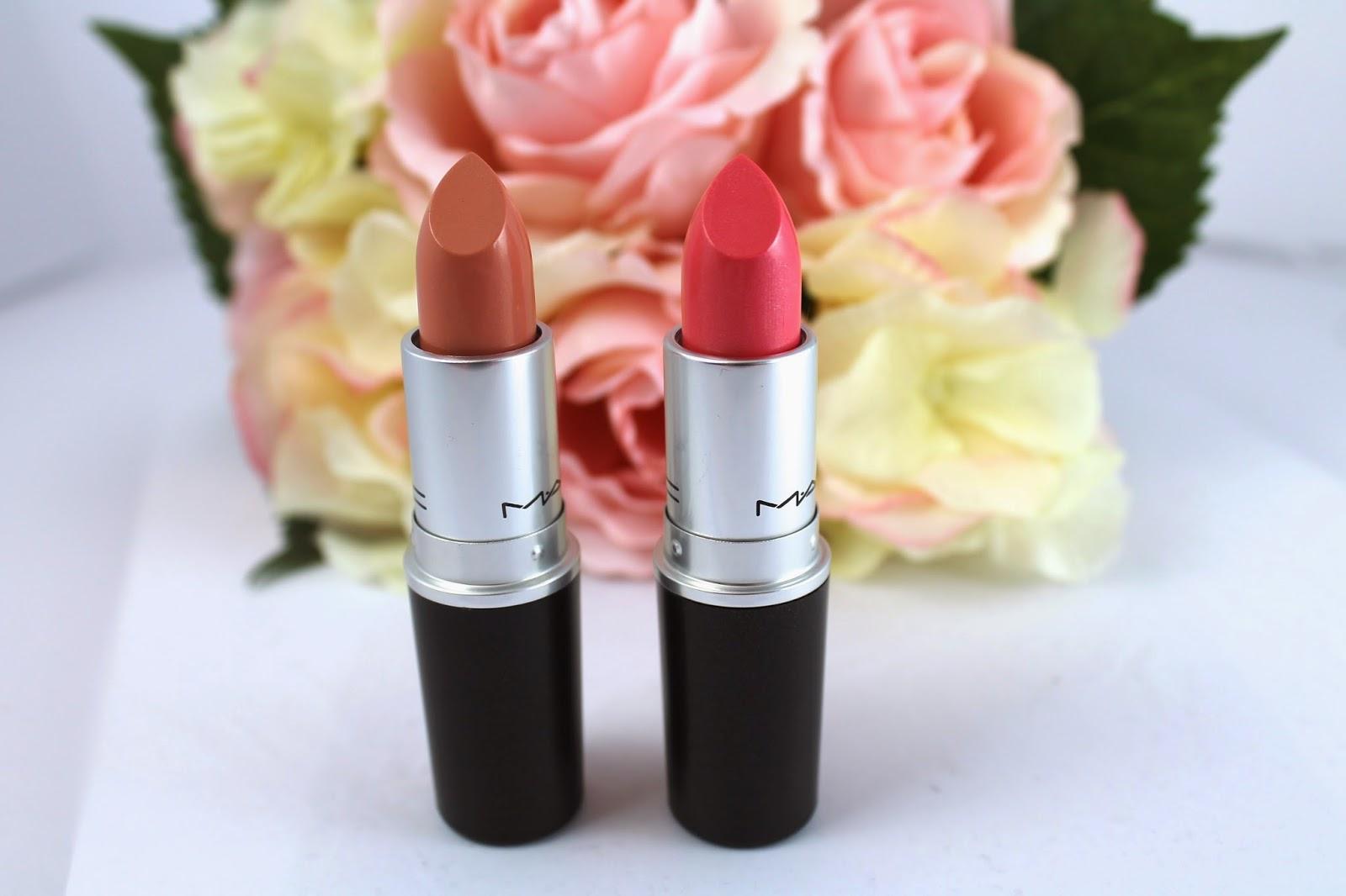 blog beauté by ro mac pure zen sunny seoul lipstick