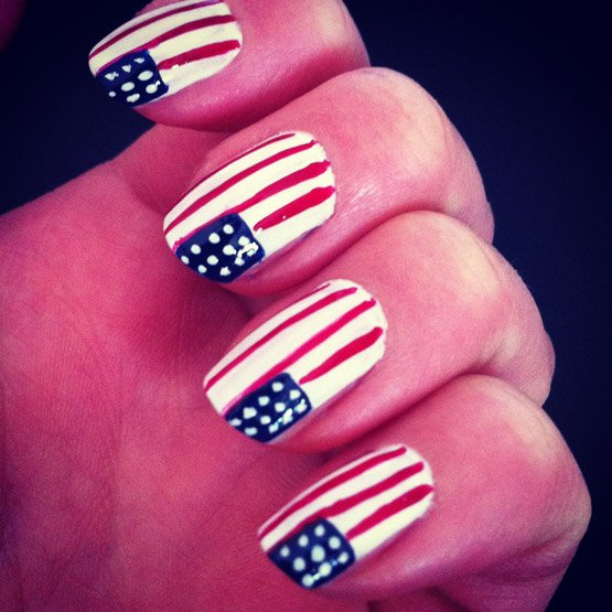 The Style Page Patriotic Nails Isadora Opi For Merle Norman Le M Tier De Beaut Updated