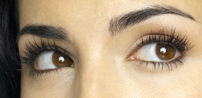 cara alami menebalkan alis dan bulu mata secara alami