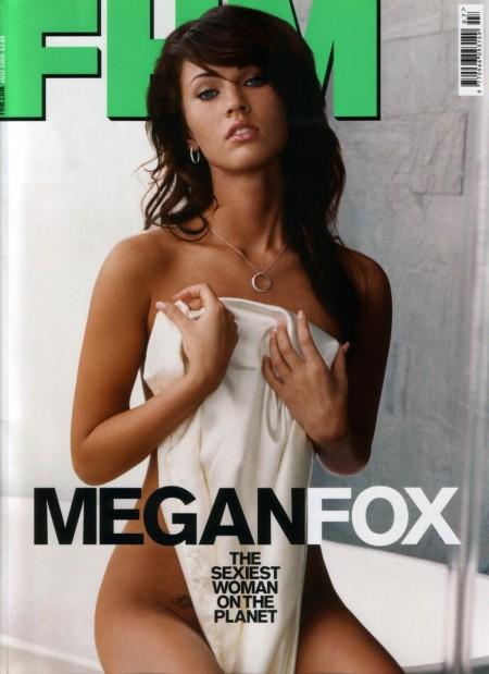 Megan Fox FHM