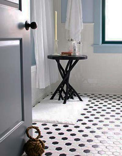 Lulu Belle Design Black Tile