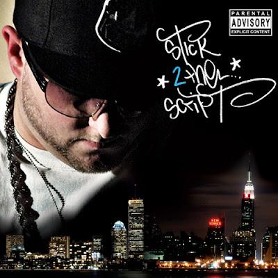 Statik Selektah – Stick 2 The Script (CD) (2008) (FLAC + 320 kbps)