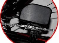 Caricabatterie a dinamo per la bici