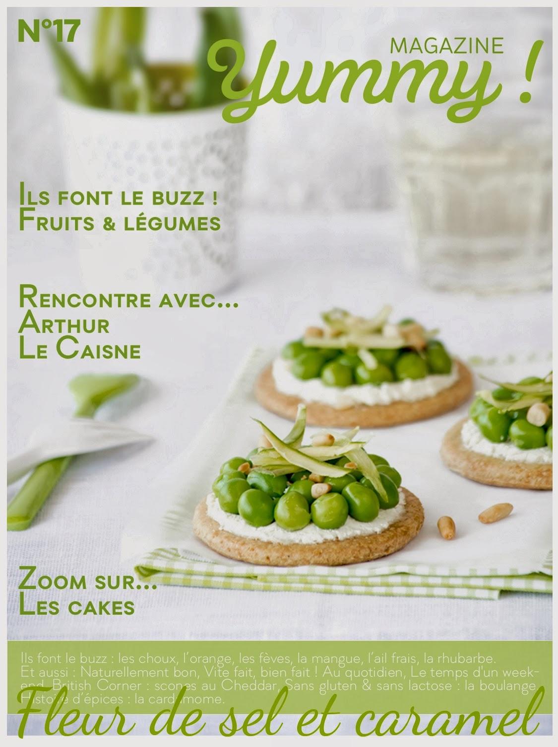 Yummy magazine n°17 en ligne