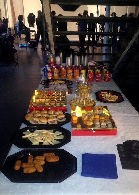 Foto de productos catering