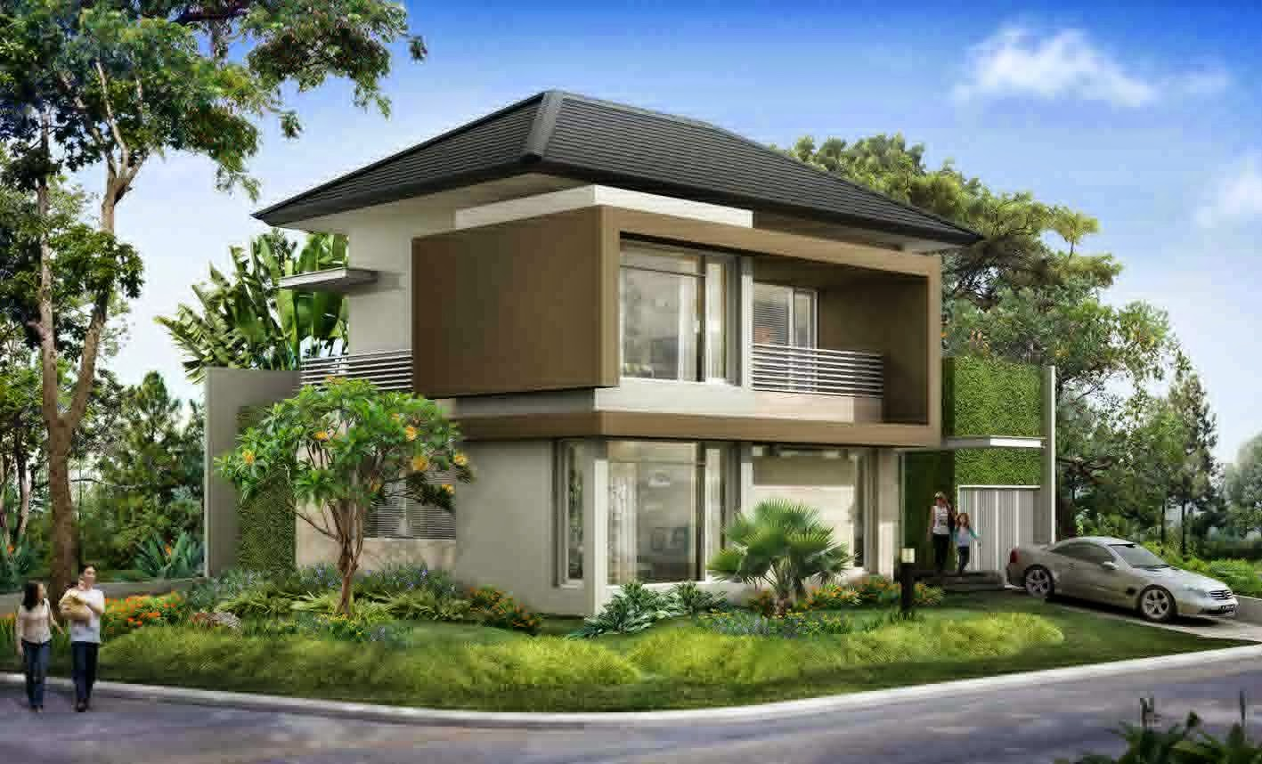 Gambar Rumah Minimalis 2 Lantai Desain RumahKu